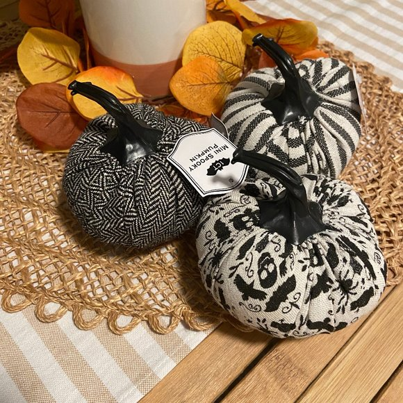 Target Other - Target Fall Pumpkins - Set of 3